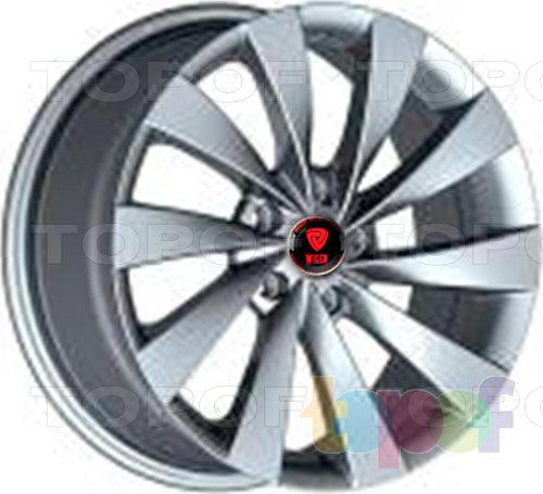 Колесные диски Wiger Sport Power WGS 0222. Изображение модели #1