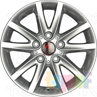 Колесные диски Wiger Sport Power WGS 0301 Висбаден. Изображение модели #2