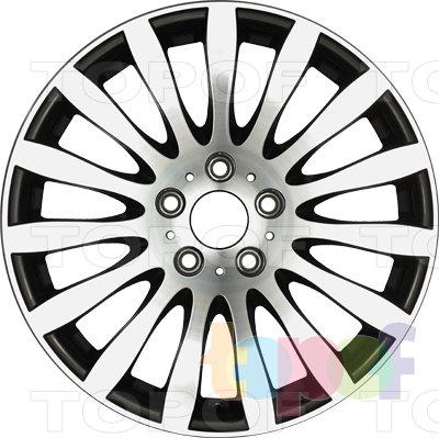 Колесные диски Wiger Sport Power WGS 0304 Ульм. Изображение модели #2