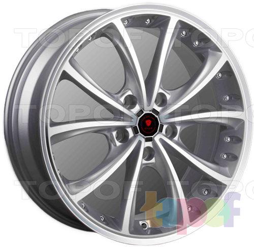 Колесные диски Wiger Sport Power WGS 0309