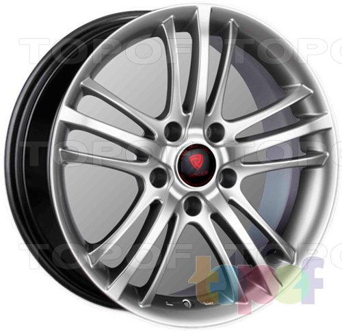Колесные диски Wiger Sport Power WGS 0507. Изображение модели #1