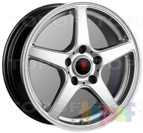 Колесные диски Wiger Sport Power WGS 0801. Изображение модели #1