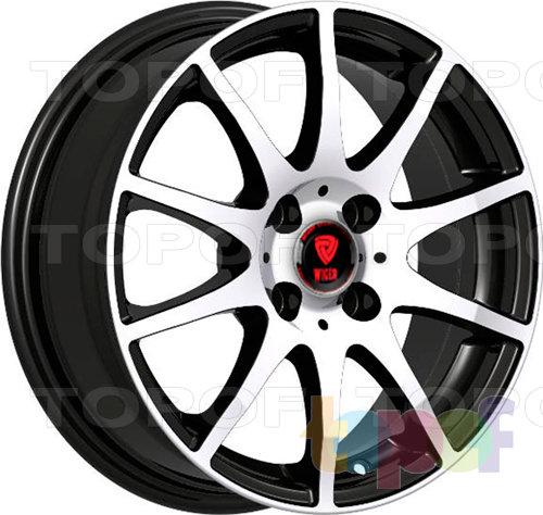 Колесные диски Wiger Sport Power WGS 0809 Колорадо. Изображение модели #1