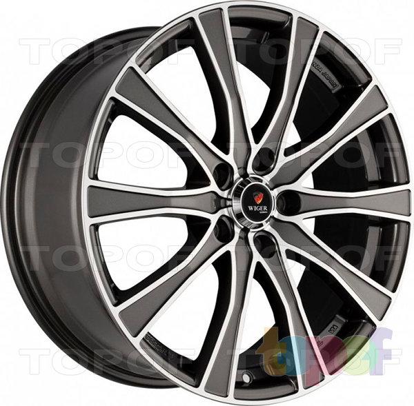 Колесные диски Wiger Sport Power WGS 1018. Изображение модели #1