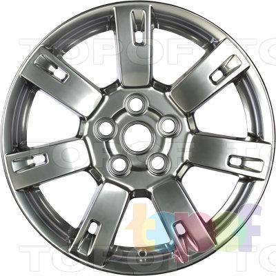 Колесные диски Wiger Sport Power WGS 1302 Ливерпуль. Изображение модели #2