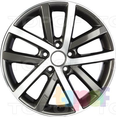Колесные диски Wiger Sport Power WGS 1305 Шеффилд. Изображение модели #2