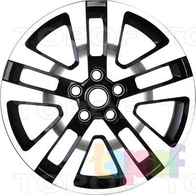 Колесные диски Wiger Sport Power WGS 1308 Манчестер. Изображение модели #2