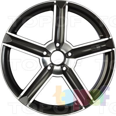 Колесные диски Wiger Sport Power WGS 1408 Атланта. Изображение модели #2