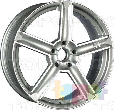 Колесные диски Wiger Sport Power WGS 1408 Атланта. Изображение модели #3