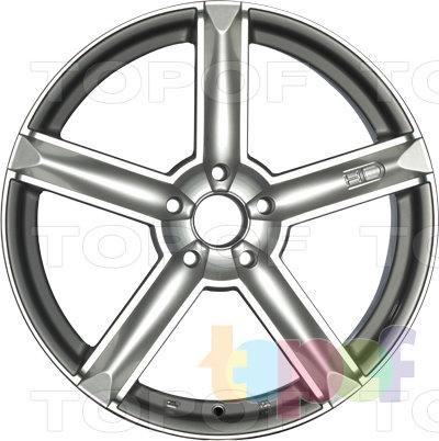 Колесные диски Wiger Sport Power WGS 1408 Атланта. Изображение модели #4