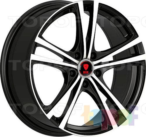 Колесные диски Wiger Sport Power WGS 1410 Розвилл. Изображение модели #1