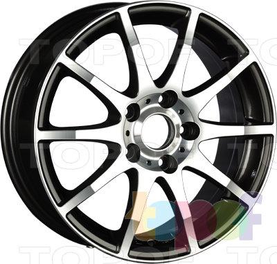 Колесные диски Wiger Sport Power WGS 1501 Даллас. Изображение модели #1