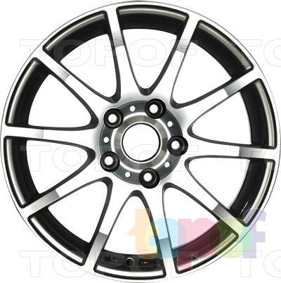 Колесные диски Wiger Sport Power WGS 1501 Даллас. Изображение модели #2