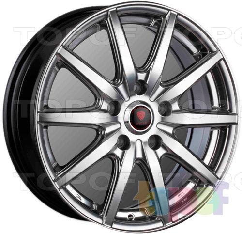 Колесные диски Wiger Sport Power WGS 1505. Изображение модели #1