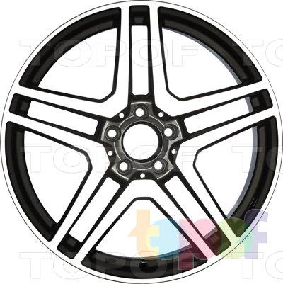 Колесные диски Wiger Sport Power WGS 1605 Брауншвейг. Изображение модели #2
