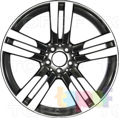 Колесные диски Wiger Sport Power WGS 1615 Берген. Изображение модели #2