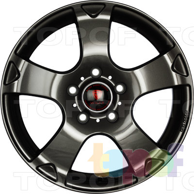 Колесные диски Wiger Sport Power WGS 1801 Чикаго. Изображение модели #2