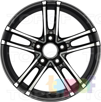 Колесные диски Wiger Sport Power WGS 2007 Кассель. Изображение модели #2