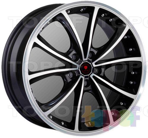 Колесные диски Wiger Sport Power WGS 2008. Изображение модели #1