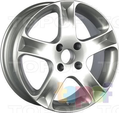 Колесные диски Wiger Sport Power WGS 2101 Дижон. Изображение модели #1