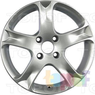 Колесные диски Wiger Sport Power WGS 2101 Дижон. Изображение модели #2