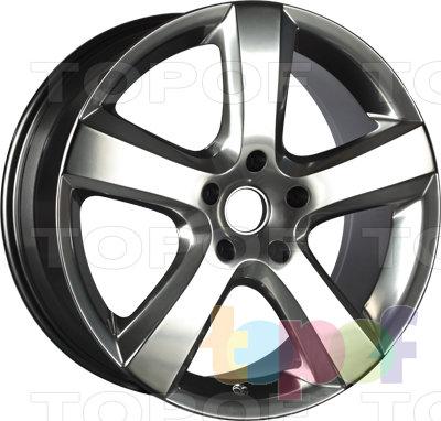 Колесные диски Wiger Sport Power WGS 2201 Лейпциг. Изображение модели #1