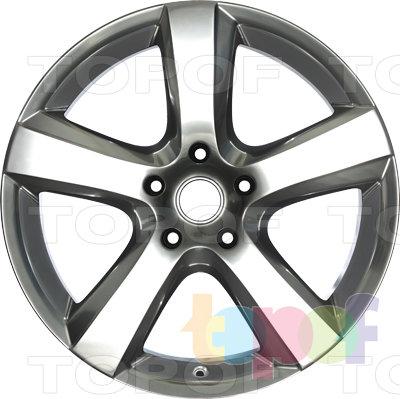 Колесные диски Wiger Sport Power WGS 2201 Лейпциг. Изображение модели #2