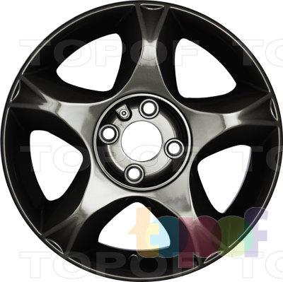Колесные диски Wiger Sport Power WGS 2302 Лион. Изображение модели #2