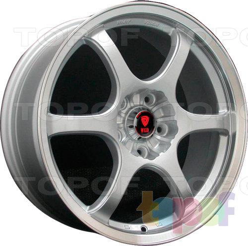 Колесные диски Wiger Sport Power WGS 2410. Изображение модели #1