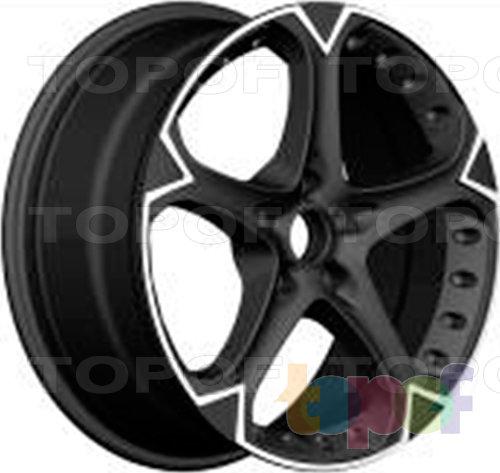 Колесные диски Wiger Sport Power WGS 2601. Изображение модели #1