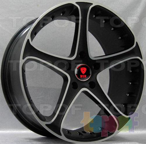 Колесные диски Wiger Sport Power WGS 2604. Изображение модели #1