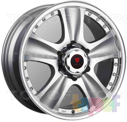 Колесные диски Wiger Sport Power WGS 2903. Изображение модели #1