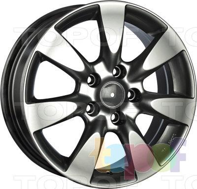 Колесные диски Wiger Sport Power WGS 2904 Валенсия. Изображение модели #1