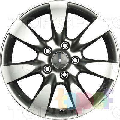 Колесные диски Wiger Sport Power WGS 2904 Валенсия. Изображение модели #2