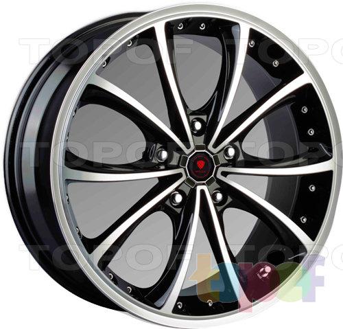Колесные диски Wiger Sport Power WGS 2908. Изображение модели #1