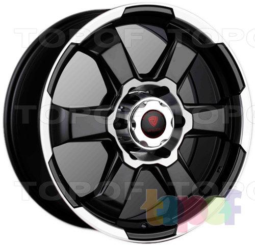 Колесные диски Wiger Sport Power WGS 2909. Изображение модели #1