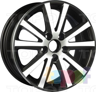Колесные диски Wiger Sport Power WGS 3001 Марбург. Изображение модели #1