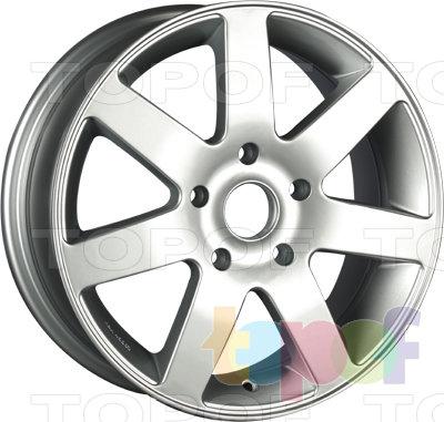 Колесные диски Wiger Sport Power WGS 3002 Дортмунд. Изображение модели #1