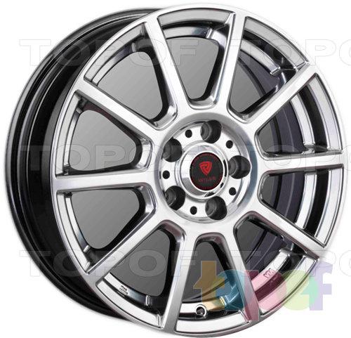 Колесные диски Wiger Sport Power WGS 3007. Изображение модели #1