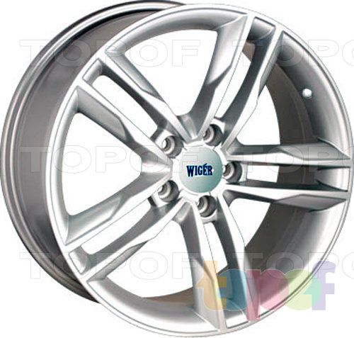 Колесные диски Wiger WGR 0201. WGR0201