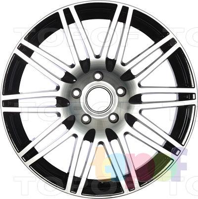 Колесные диски Wiger WGR 0202. Изображение модели #2
