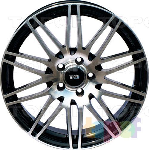 Колесные диски Wiger WGR 0202. Изображение модели #3