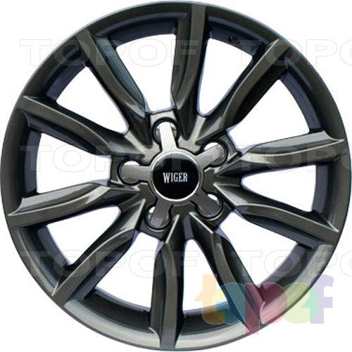 Колесные диски Wiger WGR 0203. Изображение модели #3