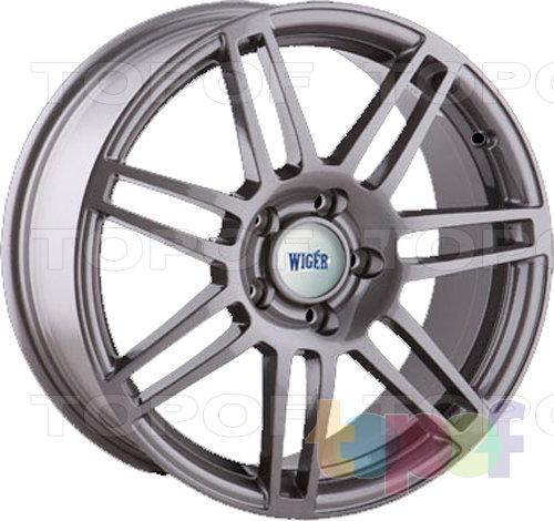 Колесные диски Wiger WGR 0205