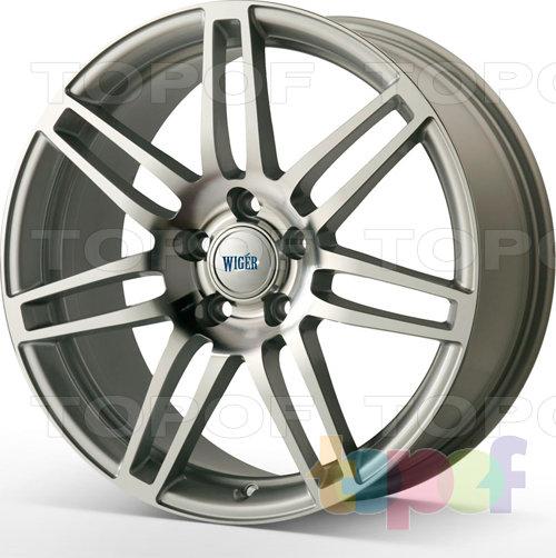 Колесные диски Wiger WGR 0205. Изображение модели #2