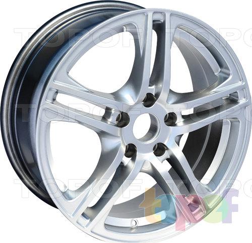 Колесные диски Wiger WGR 0206. Изображение модели #1