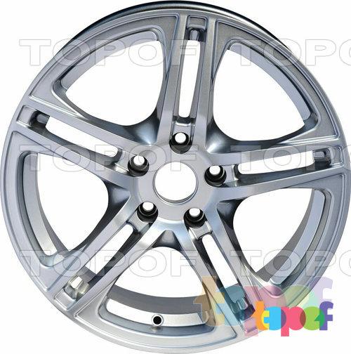 Колесные диски Wiger WGR 0206. Изображение модели #2