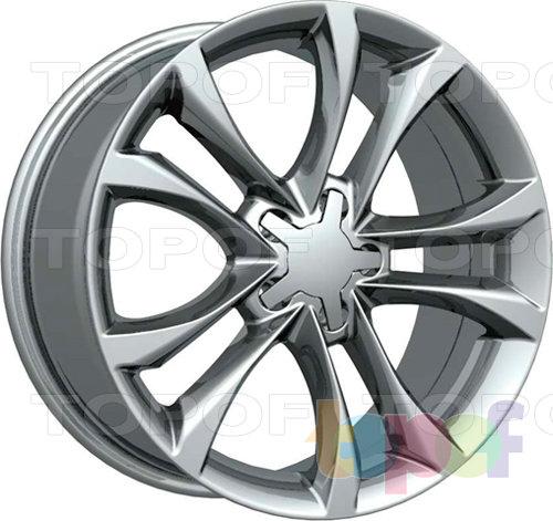 Колесные диски Wiger WGR 0216. Изображение модели #1