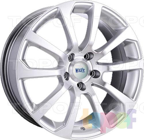 Колесные диски Wiger WGR 0218