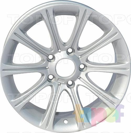 Колесные диски Wiger WGR 0302. Изображение модели #2